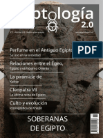 Egiptología 2.0 - Nº11 (Abril 2018)