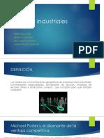 Clusters Industriales