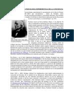 Lectura Mente Cerebro y Psicología