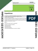 Civil3D 2012 Capitulo 5 - Superficies