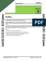 Civil3D 2012 Capitulo 10 - Perfiles