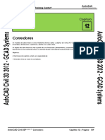 Civil3D 2012 Capitulo 12 - Corredores