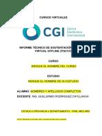 1. Formato de Informe Tecnico de Sustentacion - Cursos Virtuales v2
