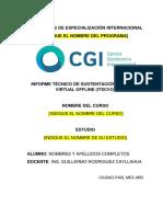 3. FORMATO DE INFORME TECNICO DE SUSTENTACION - Programa de especializacion.docx