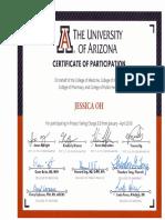 vanguard certification