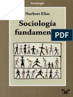 Elias Norbert Sociologia Fundamental