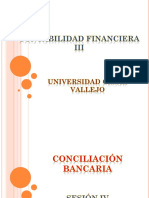 Sesion v - Conciliacion Bancaria Conta II