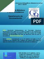 APA 6a Edición (Actualizada)