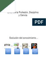2. Mo t1 Enfermería Profesión, Disciplina y Ciencia_592df0b18e818