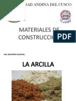 CLASE 8 MC - Arcilla