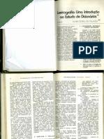 Lexiografia- Uma Introducao Ao Estudo de Dicionarios