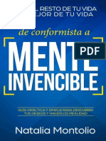 De Conformista a Mente Invencib - Natalia Montolio