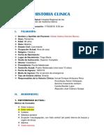 modelo de historia clinica reumatologica