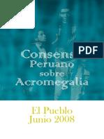 Consenso Peruano Acromegalia