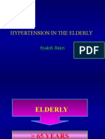 Hypertension in Elderly