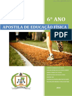 Apostila 6º Educação Física