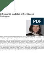 8 LAGROU, Els_Entre artistas e xamãs.pdf