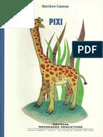 5. Pixi (10-11 Años-libro- Lipman