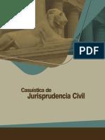 Casuística de Jurisprudencia Civil. Perú - Gaceta Jurídica