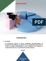 1. Econometría