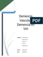 Grupo 7 Demencia Vascular