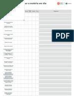 Checklist MAT