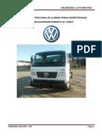 Informe Proyecto de Ingenieria Automotriz