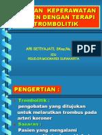 Askep Terapi Trombolitik.ari