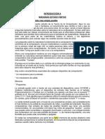 Maquinas de Estado Finito Español