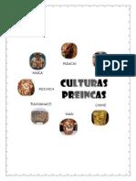 Culturas preincas