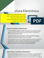 Factura-Electr髇ica