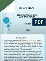Diapositiva Voleibol