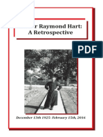 Father Ray Hart Retrospective