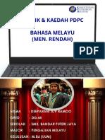 Teknik & Kaedah Pdpc Bm Men Ren 18 Feb 2017.Ppt (1)