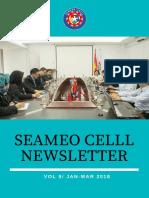 seameo celll newsletter vol 09-q1-2018