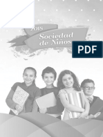 Manual sociedad de niños 2018