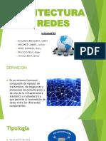Aerquitectura de Redes - Ppt