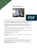 Lac Protocolo de Uso Maquina Cnc
