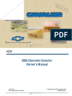 2000 Cavalier