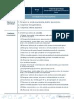 Actividades Para Las Cuatro Primeras Fases de La Sd Proyecto