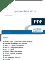 Quartus 15.1新功能(有史以来前所未有的更新).pptx