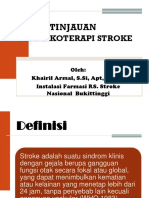 Presentasi Stroke HISFARSI - Aceh