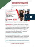 Omisión a La Asistencia Familiar_ La Capacidad Económica Como Elemento Estructural Del Tipo Penal _ Legis.pe