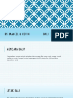 BALI Maycel