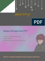 Jawa Timur Talita