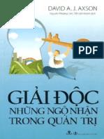 [Downloadsachmienphi.com] Giải Độc Những Ngộ Nhận Trong Quản Trị