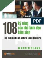 [Downloadsachmienphi.com] 108 Kỹ Năng Của Nhà Lãnh Đạo Bẩm Sinh