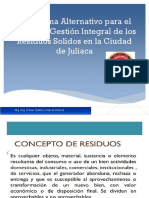 Alternativa de Gestion de Residuos Solidos Ponencia