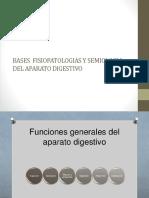 BASES  FISIOPATOLOGIAS Y SEMIOLOGIA DEL APARATO DIGESTIVO.pptx