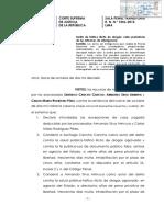 R.N. 1006 2015 Lima Trafico Ilicito de Drogas Valor Probatorio de Los Informes de Inteligencia Legis.pe